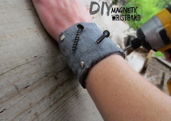 магнитный браслет мастера