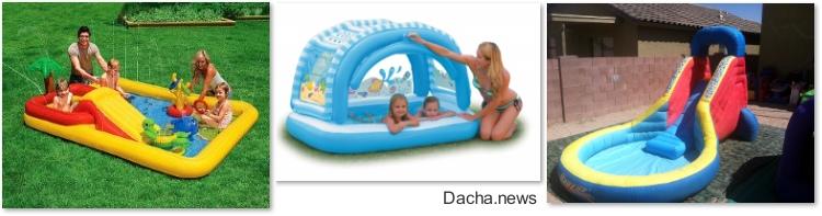 лучший детский бассейн