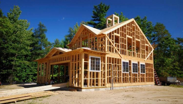 8 ошибок при строительстве каркасных домов (фото)
