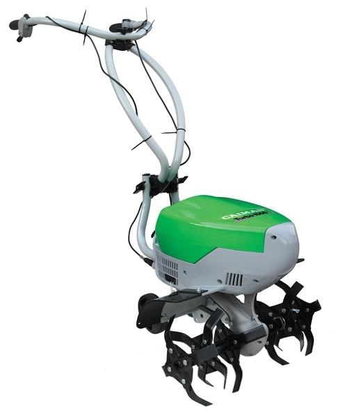 аккумуляторный электрокультиватор caiman turbo 1000