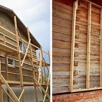 Утепление деревянного дома: типичные ошибки