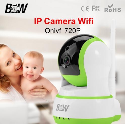 охранная камера bw