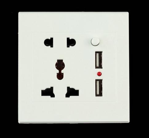 розетка с USB и минимальной ценой