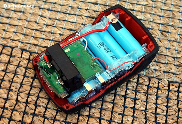 аккумуляторный блок шуруповерта Hilti