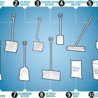 Лопата для снега: какую выбрать?