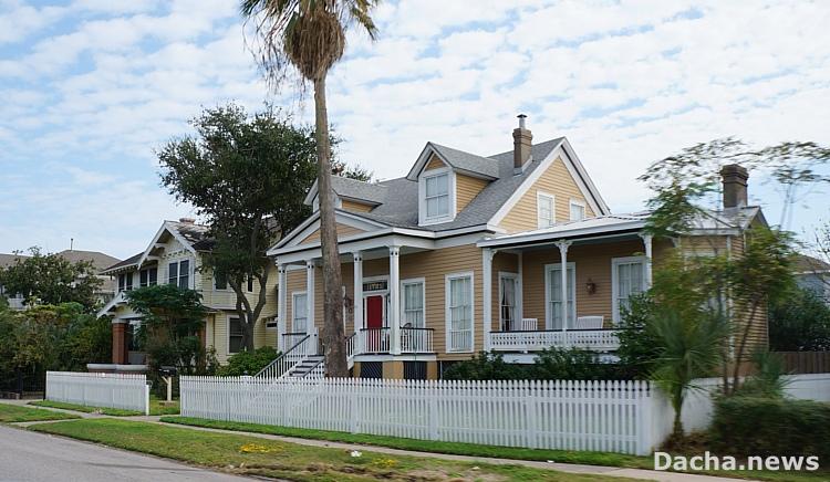 Страна «каркасников»: как строят частные дома в США |