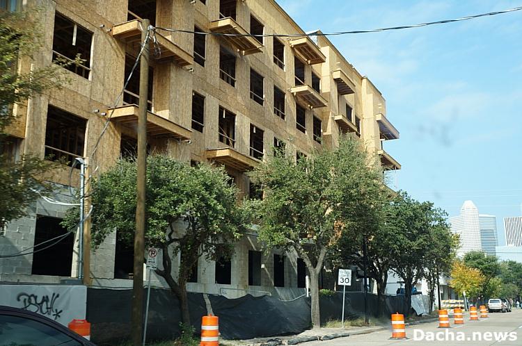 строительство многоэтажного каркасного дома в сша хьюстон техас